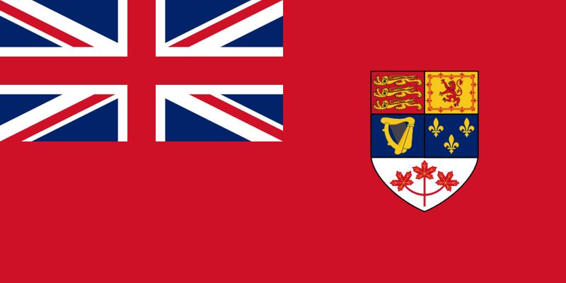 Canadian_Red_Ensign_1957-1965